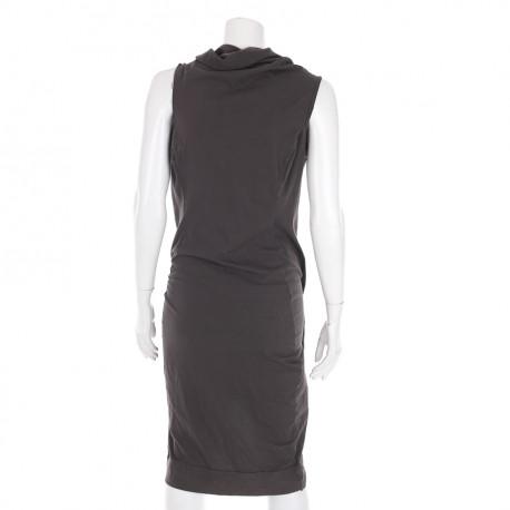 Rick Owens Sukienka brązowa krótka