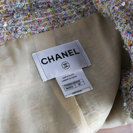 Chanel Marynarka kolorowa