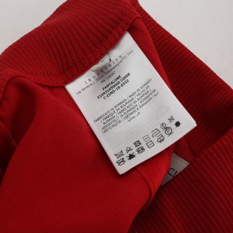 Moncler Spodnie czerwone