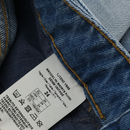 Pinko Spodenki jeansowe